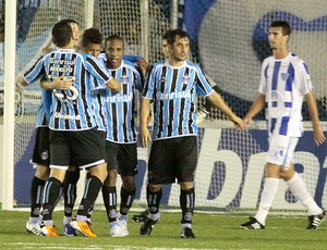 gol Grêmio (Foto: Wesley Santos / Pressdigital)