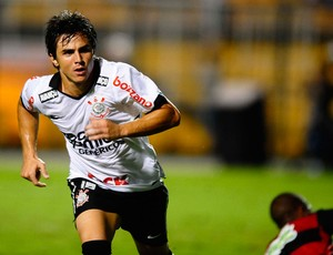 Willian gol Corinthians (Foto: Marcos Ribolli / Globoesporte.com)