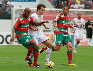Dagoberto São Paulo x Portuguesa (Foto: Ag. Estado)