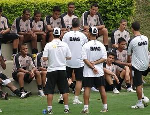 dorival junior atlético-MG treino (Foto: Lucas Fernando / Globoesporte.com)