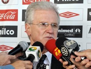 Marcos Malucelli (Foto: Divulgação/Atlético-PR)