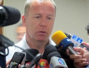 Mano Menezes Engenhão (Foto: Edgard Maciel / Globoesporte.com)