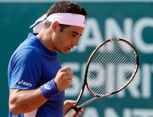 Fernando Verdasco no ATP 250 de Estoril (Foto: Reuters)