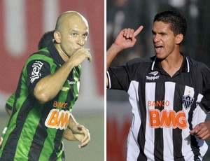 Montagrm Fábio Junior e Magno Alves (Foto: Reprodução)