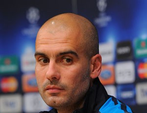 Guardiola do Barcelona (Foto: AFP)