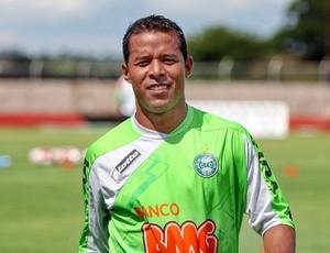 Marcos Aurélio, jogador do Coritiba (Foto: Divulgação/Coritiba)