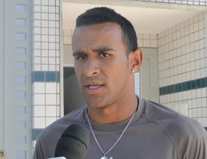 Volante Serginho, do Atlético-MG (Foto: Valeska Silva / Globoesporte.com)