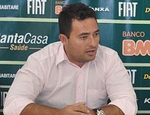 Alexandre Mattos, diretor de futebol do América-MG (Foto: Divulgação / picasa América-MG)