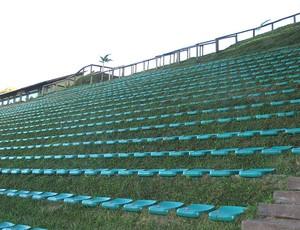 Eco-Estádio do Corinthians-PR  (Foto: Fred Huber / GLOBOESPORTE.COM)
