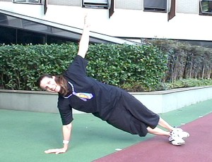 Stacy fisioterapia (Foto: Reprodução)
