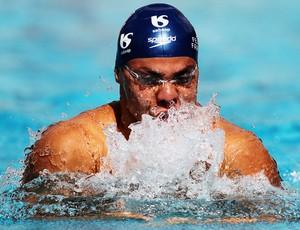 Felipe França  100 metros peito  Troféu Maria Lenk   Natação (Foto: Satiro Sodré/CBDA)