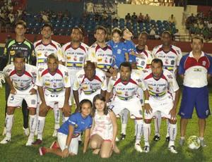Cianorte, finalista do interior (Foto: Divulgação / Site oficial do Cianorte)