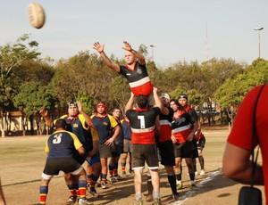 Rugby Cuiabá (Foto: Divulgação)
