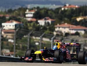 Sebastian Vettel Fórmula 1 F1 GP da Turquia (Foto: Getty Images)