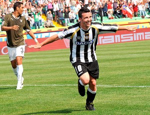 Di Natale gol Udinese (Foto: EFE)