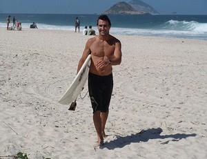 Joel Parkinson no Postinho da Barra Rio Pro (Foto: Gabriele Lomba/Globoesporte.com)