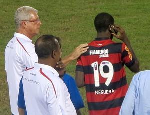 Negueba Ceará x Flamengo (Foto: Richard Souza / Globoesporte.com)
