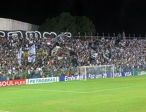 Torcida Ceará (Foto: Richard Souza / Globoesporte.com)