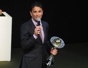 Bebeto Prêmio Cariocão 2011 (Foto: André Durão / Globoesporte.com)