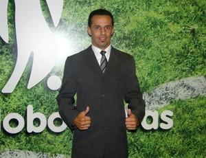 Euller Troféu Globo minas (Foto: Fernando Martins / Globoesporte.com)