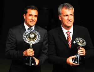 Luxemburgo técnico Prêmio Cariocão 2011 (Foto: André Durão / Globoesporte.com)