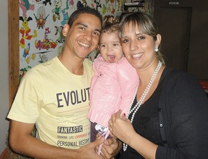 Bebeto Futsal família (Foto: Arquivo Pessoal)