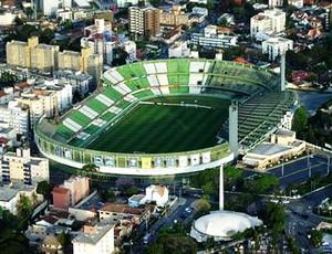 Guia de estádios do Brasileirão  couto pereira (Foto: Divulgação)