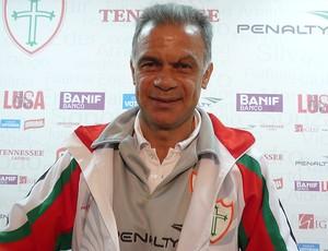 jorginho portuguesa (Foto: Alexandre Massi/Globoesporte.com)