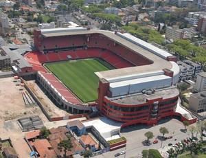 Arena da Baixada estádios da copa 2014 (Foto: Divulgação)