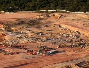 Arena Pernambuco estádios da copa 2014 (Foto: Eduardo Martino)