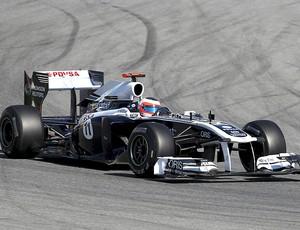 Barrichello F1 (Foto: EFE)