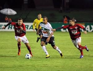 Coritiba vence o Atlético-GO no Couto Pereira (Foto: Divulgação / Coritiba)