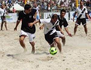 botafogo vasco futebol de areia (Foto: Divulgação)