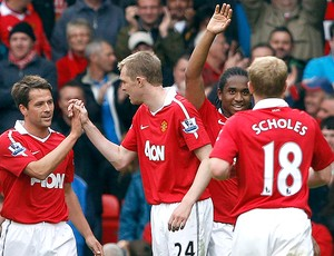 Michael Owen Anderson gom Manchester United (Foto: Reuters)