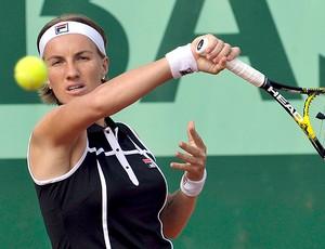 Svetlana Kuznetsova tênis Roland Garros 1r (Foto: EFE)