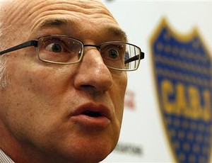 carlos bianchi treinador (Foto: agência Reuters)