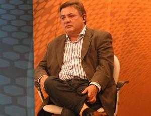 Zezé Perrela presidente do Cruzeiro (Foto: Fernando Martins Globoesporte.com)