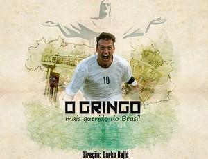cartaz petkovic o gringo filme (Foto: Divulgação)