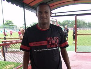 airton flamengo (Foto: Divulgação / Site oficial do Flamengo)