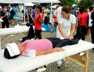 corrida de rua 10 Milhas Series Rio de Janeiro (Foto: Lucas Loos / Globoesporte.com)