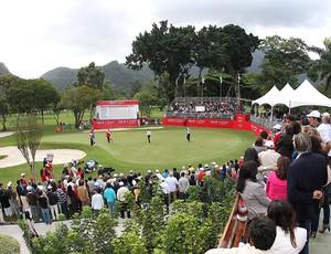 Torneio Profissional Feminino de Golfe, no Rio (Foto: Divulgação / AGIF)