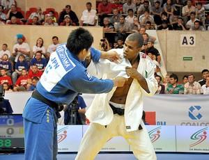 Hugo Pessanh conquista o bronze no judô (Foto: Divulgação / CBJ)