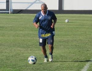 arevalo botafogo (Foto: Thiago Fernandes/Globoesporte.com)