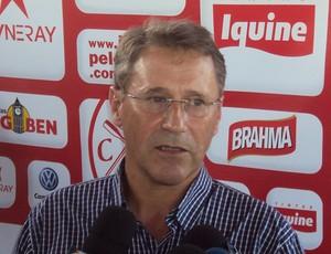 Carlos Kila, gerente de futebol do Náutico (Foto: Divulgação)