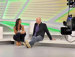 novo esporte espetacular glenda e tande  (Foto: TV Globo)