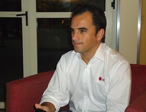 Rodrigo Caetano (Foto: Mariana Kneipp / Globoesporte.com)