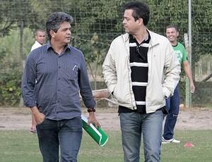 Ney Franco Marcos de Moura Teixeira Figueirense  (Foto: Site Oficial do Clube)