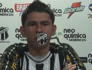 Osvaldo Ceará (Foto: Reprodução/Globoesporte.com)