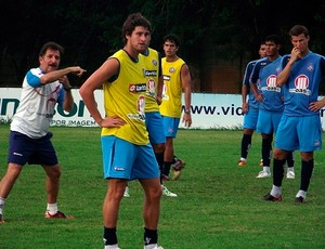 treino do Bahia no Fazendão (Foto: Divulgação)