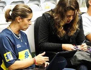 vôlei leila roberta brasil estatísticas (Foto: Helena Rebello / Globoesporte.com)